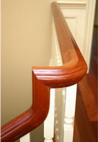 wood railings Toronto